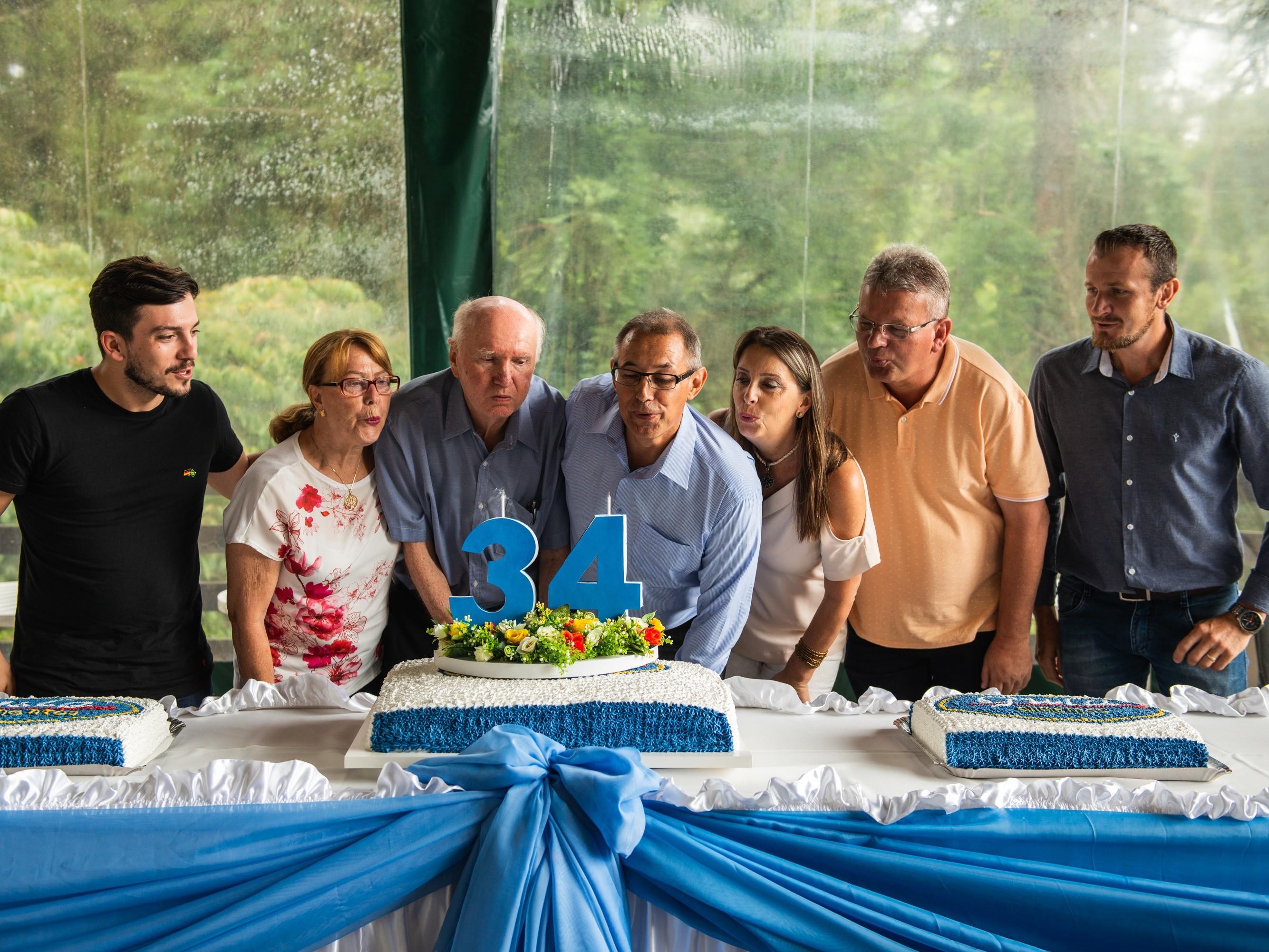 Foto de capa da notícia: Verão no Jardim da Serra Gaúcha inicia em Nova Petrópolis