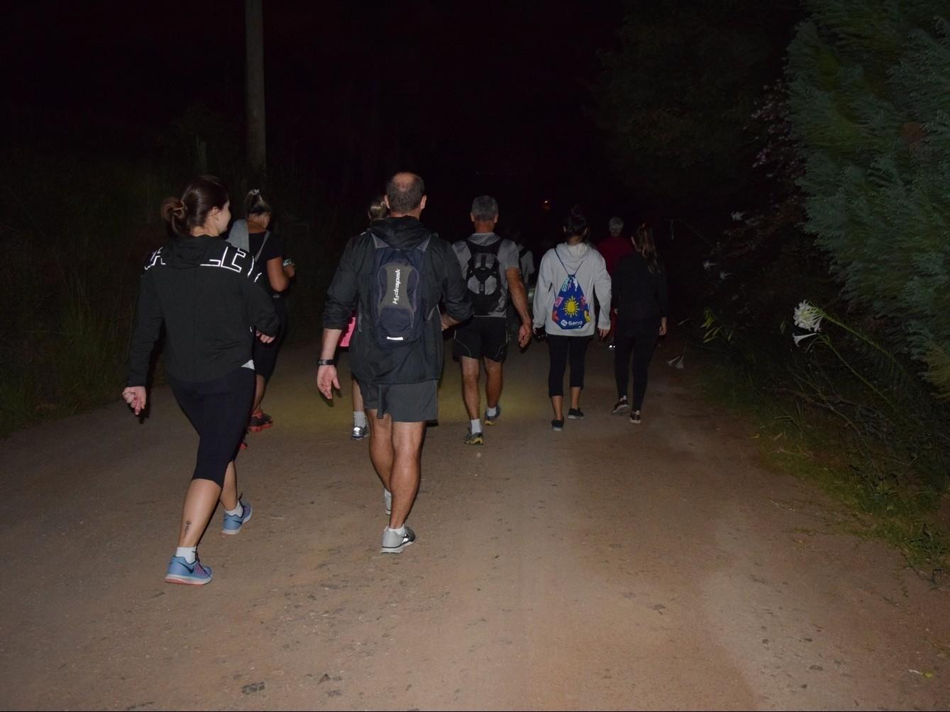 Foto de capa da notícia: Caminhada noturna, yoga e show acústico são atrações em Nova Petrópolis no fim de semana