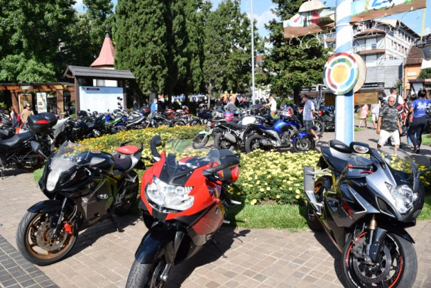 Foto de capa da notícia: Encontro de Motos de Nova Petrópolis é um dos maiores do Sul do país