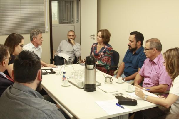 Foto de capa da notícia: Prefeito de Nova Petrópolis aciona AGERGS em busca de melhorias no abastecimento de água