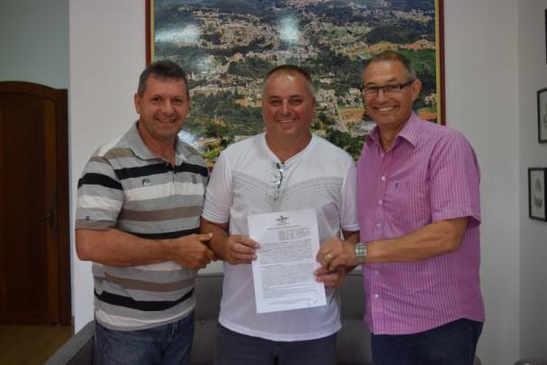Foto de capa da notícia: Prefeitura celebra termo de parceria para realização da 46ª Festa do Figo
