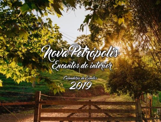 Foto de capa da notícia: Calendário de Eventos 2019 está disponível na Secretaria de Turismo
