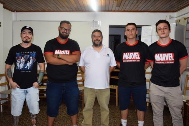 Foto de capa da notícia: Marvel será organizadora da 12ª Gincana Municipal de Nova Petrópolis