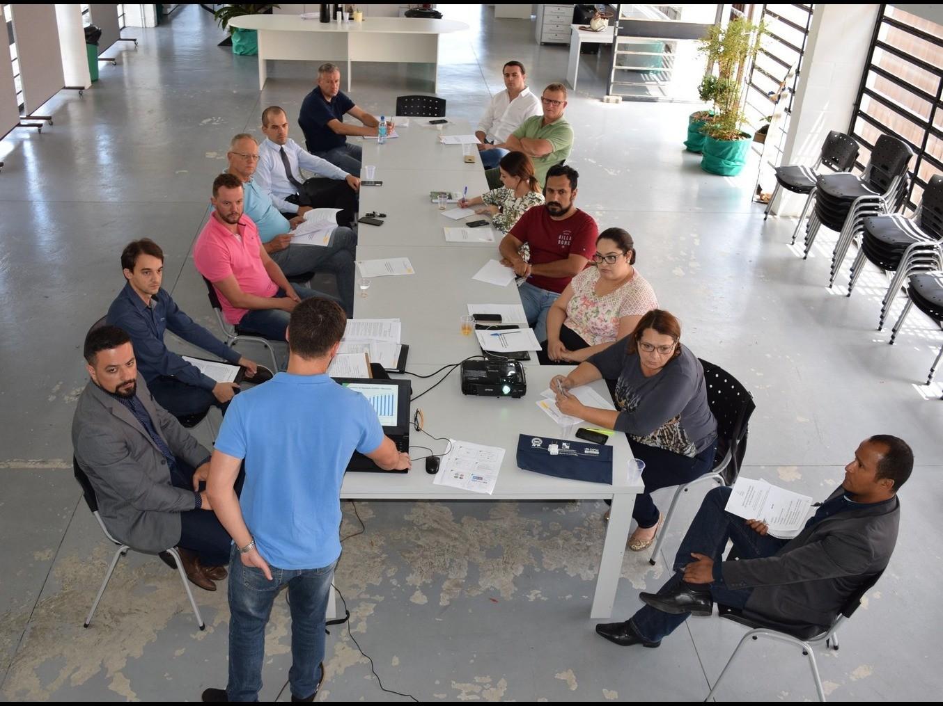 Foto de capa da notícia: AGERGS realiza reunião de capacitação em Nova Petrópolis