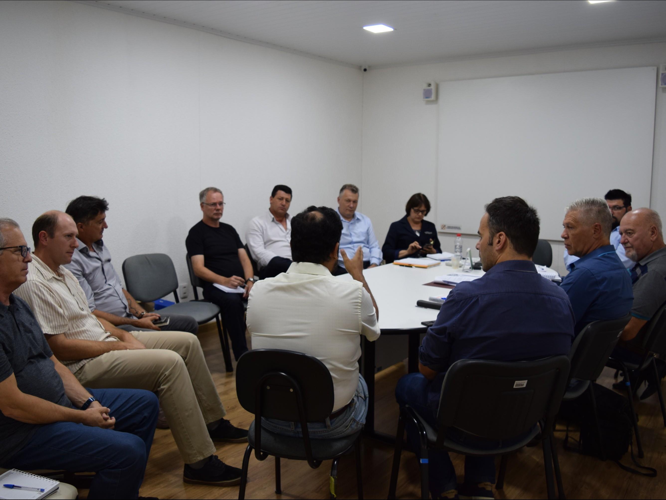 Foto de capa da notícia: Inicia elaboração do Plano de Mobilidade Urbana e Planejamento Estratégico de Nova Petrópolis