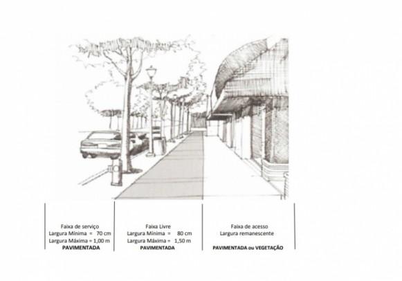 Foto de capa da notícia: Calçadas da área central de Nova Petrópolis devem ser regularizadas até 31 de março