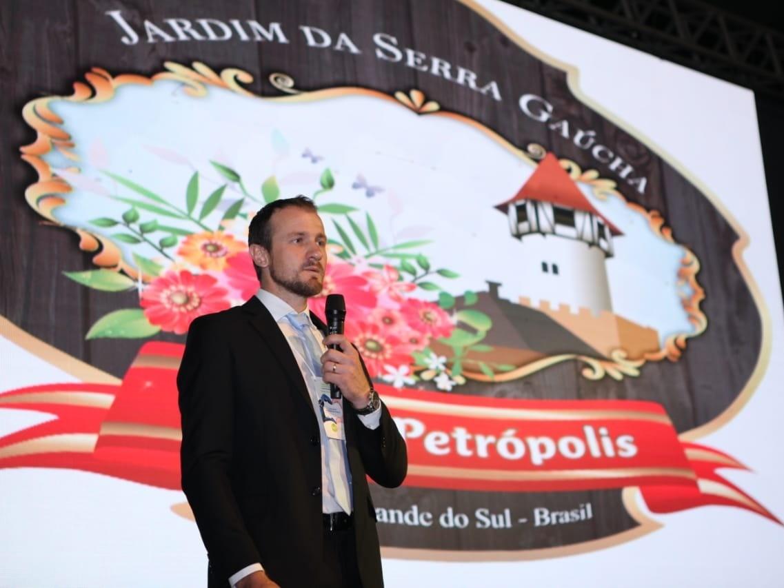 Foto de capa da notícia: Nova Petrópolis participa de rodada de negócios em turismo em Natal