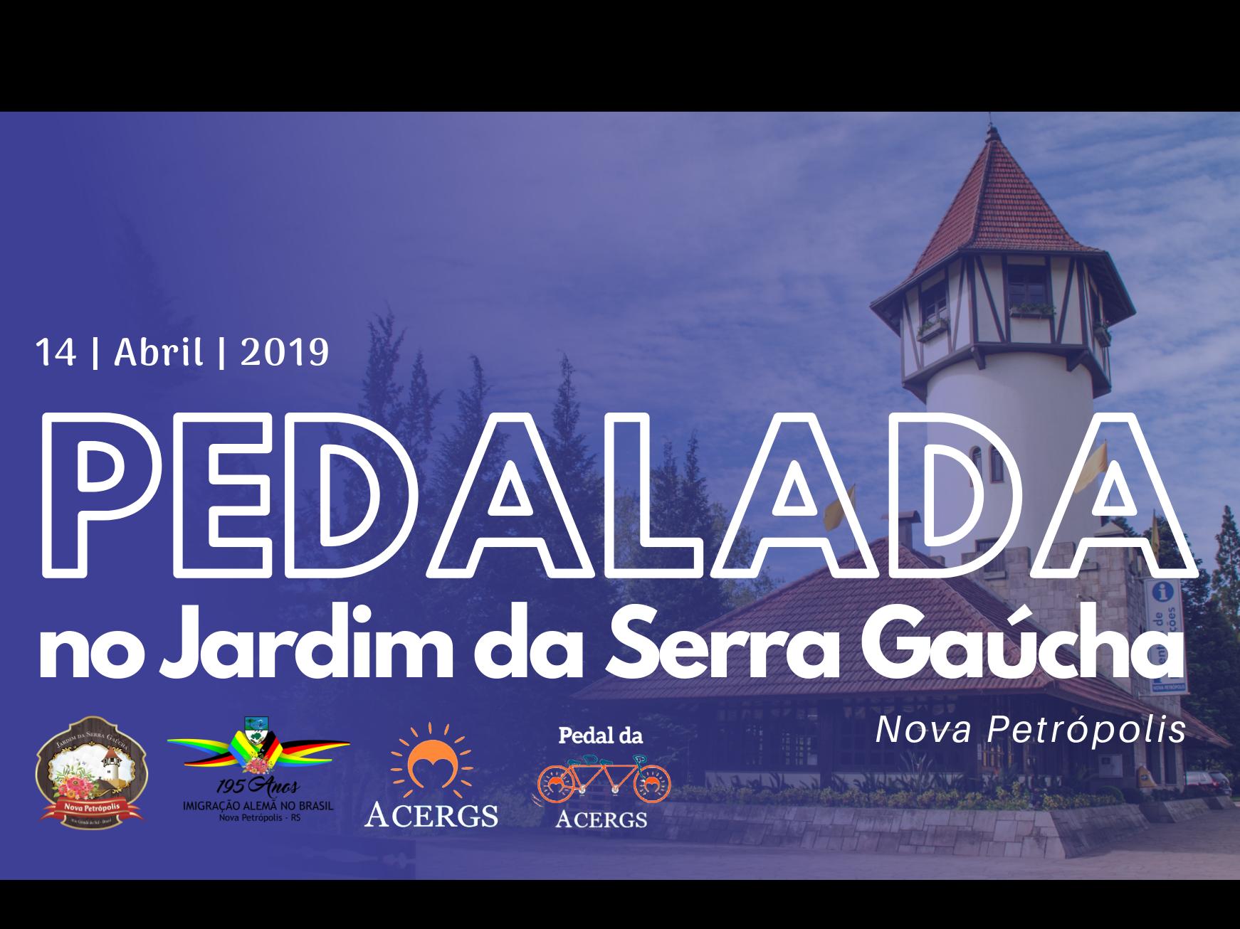Foto de capa da notícia: Nova Petrópolis recebe deficientes visuais para Pedalada no dia 14 de abril