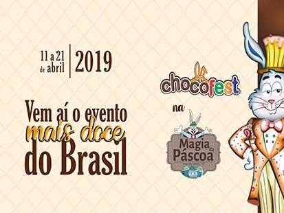Foto de capa da notícia: Nova Petrópolis terá alterações no trânsito durante o Chocofest na Magia da Páscoa 2019