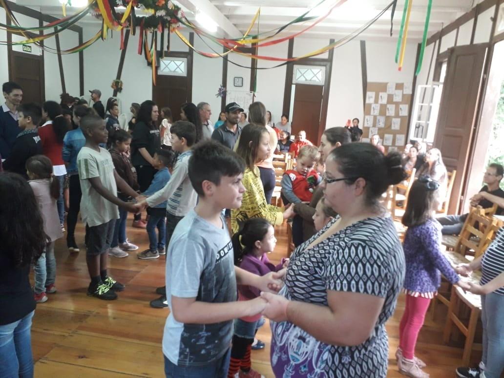 Foto de capa da notícia: Serviço de Convivência e Fortalecimento de Vínculos celebra a Páscoa em família