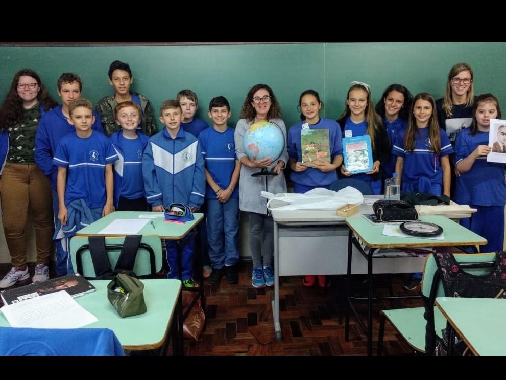 Foto de capa da notícia: Sarau dos Amigos integra atividades da Semana do Livro de Nova Petrópolis