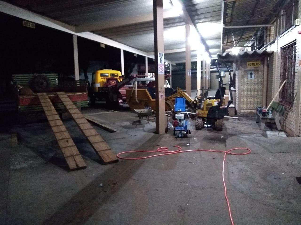 Foto de capa da notícia: Poder Público promove melhorias no Terminal Rodoviário e Centro de Eventos