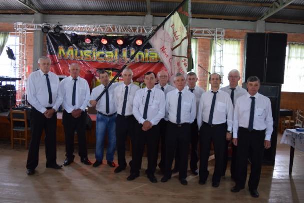 Foto de capa da notícia: Centenário do Coro Masculino Cantores Alegria é comemorado