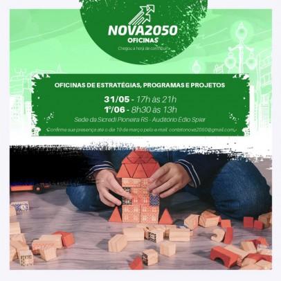 Foto de capa da notícia: Conheça os primeiros resultados do Nova 2050