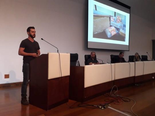 Foto de capa da notícia: Produtores de Nova Petrópolis apresentam cases de sucesso no 27° Seminário dos Secretários Municipais de Agricultura do RS