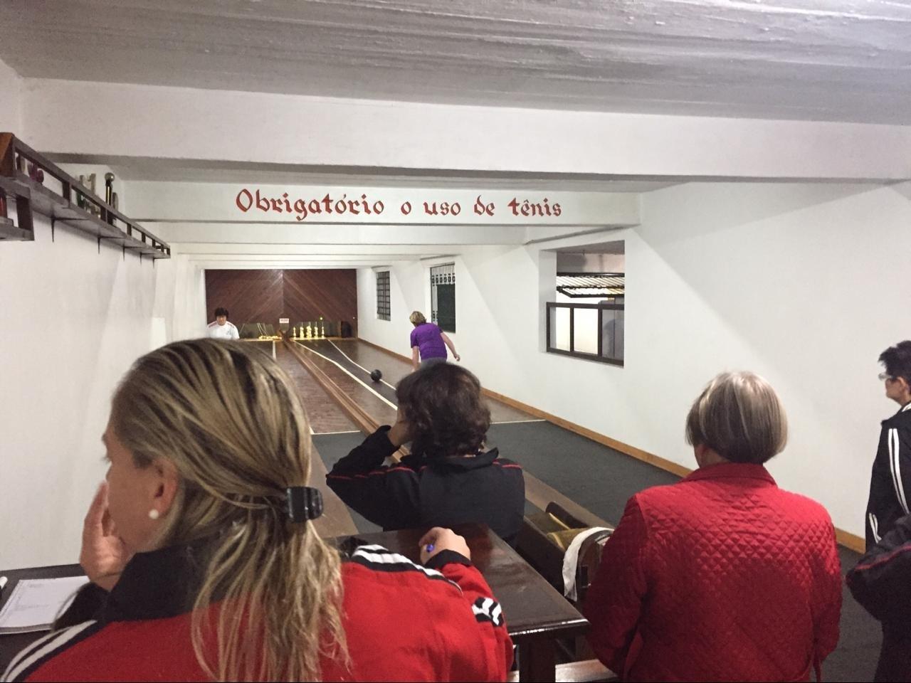 Foto de capa da notícia: Campeonato Municipal de Bolão Feminino 2019 inicia em Vila Olinda
