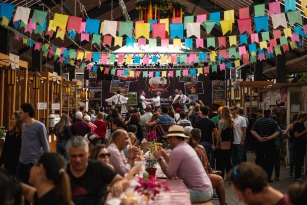 Foto de capa da notícia: Grande público prestigia 2º fim de semana do Festival Sabores da Colônia