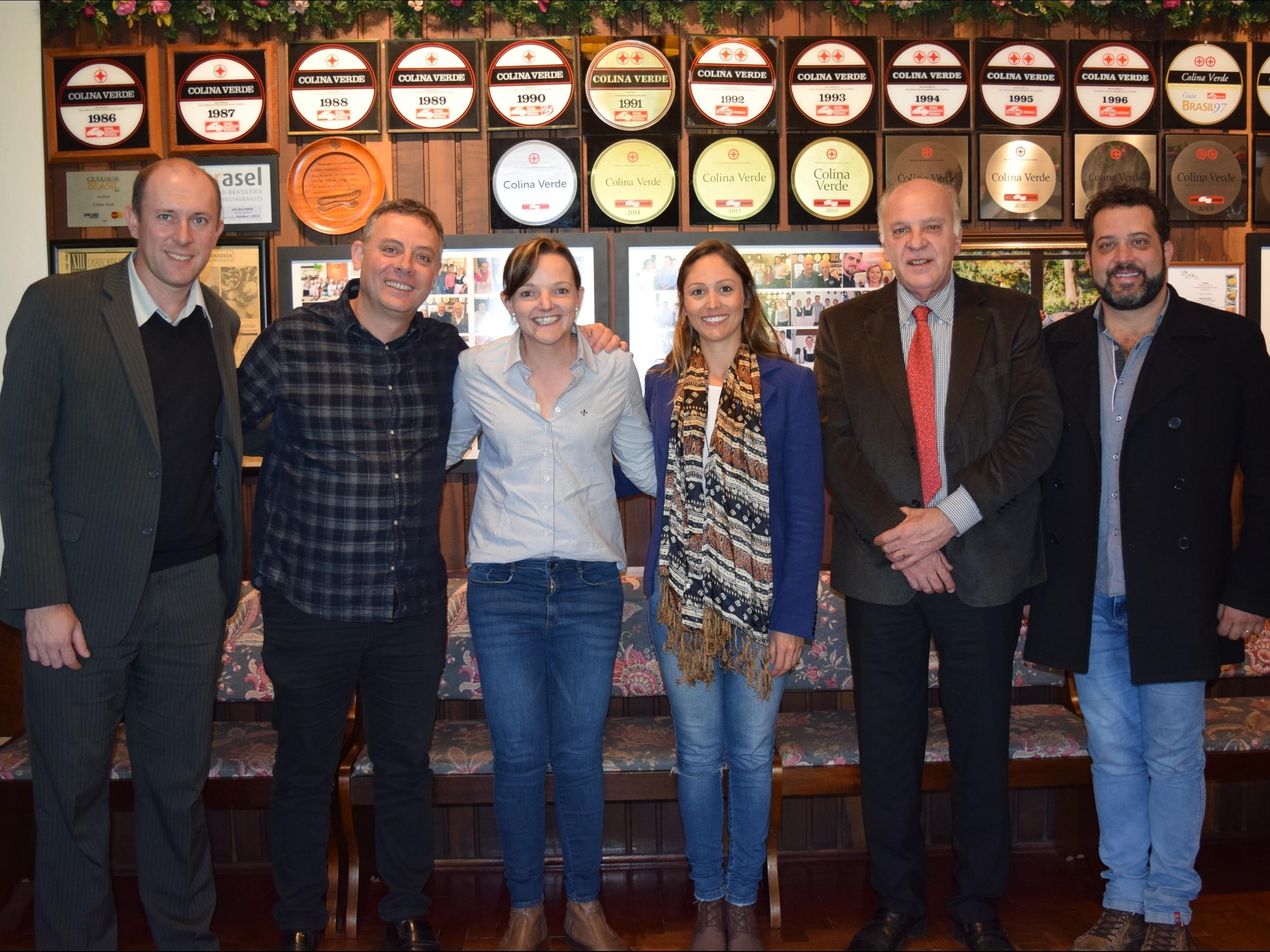 Foto de capa da notícia: Nova Petrópolis recebe reunião dos secretários de turismo da Região das Hortênsias