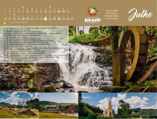 Foto de capa da notícia: Nova Petrópolis abre cadastro para Calendário de Eventos 2020