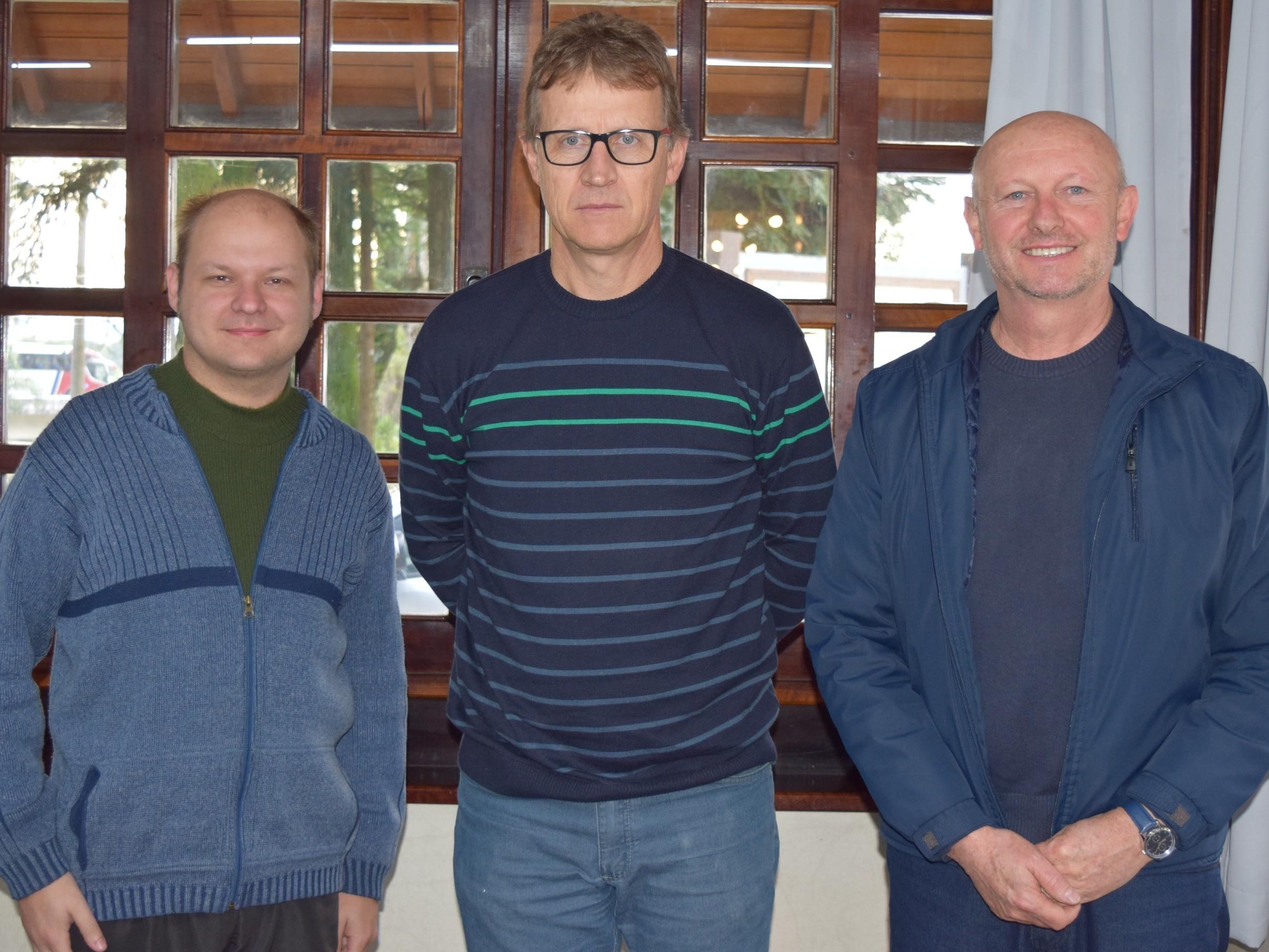 Foto de capa da notícia: Valmor Heckler permanece como presidente do COMTUR até 2021
