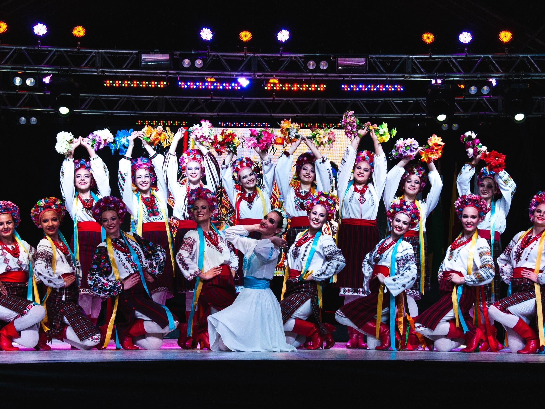 Foto de capa da notícia: Festival Internacional de Folclore segue repleto de atrações em Nova Petrópolis