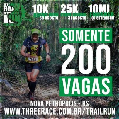 Foto de capa da notícia: Corrida em Trilha é evento oficial de Nova Petrópolis
