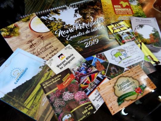 Foto de capa da notícia: Nova Petrópolis participará da 23ª AVIRRP nos dias 2 e 3 de agosto