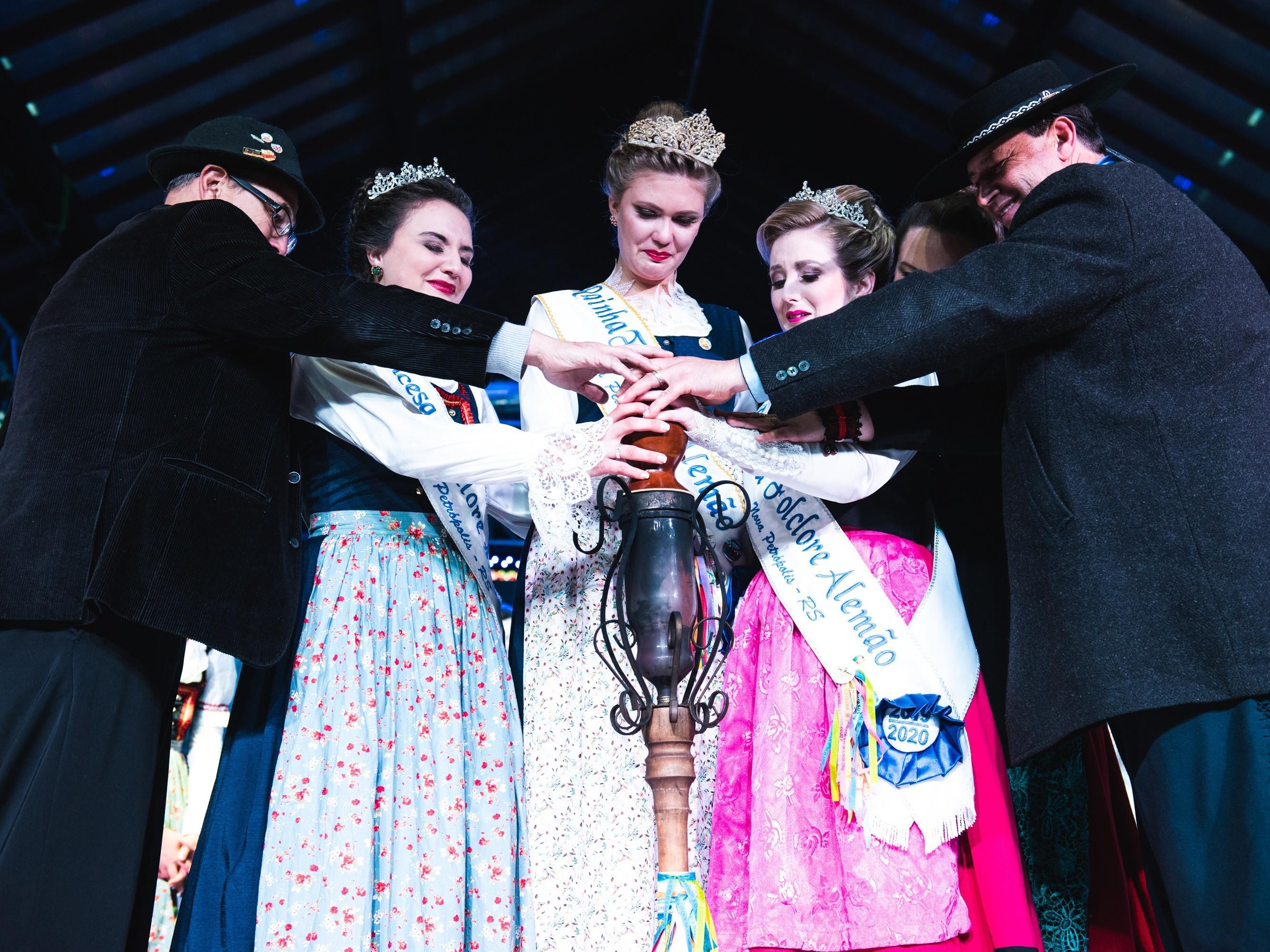 Foto de capa da notícia: 47º Festival Internacional de Folclore encerra com sucesso em Nova Petrópolis