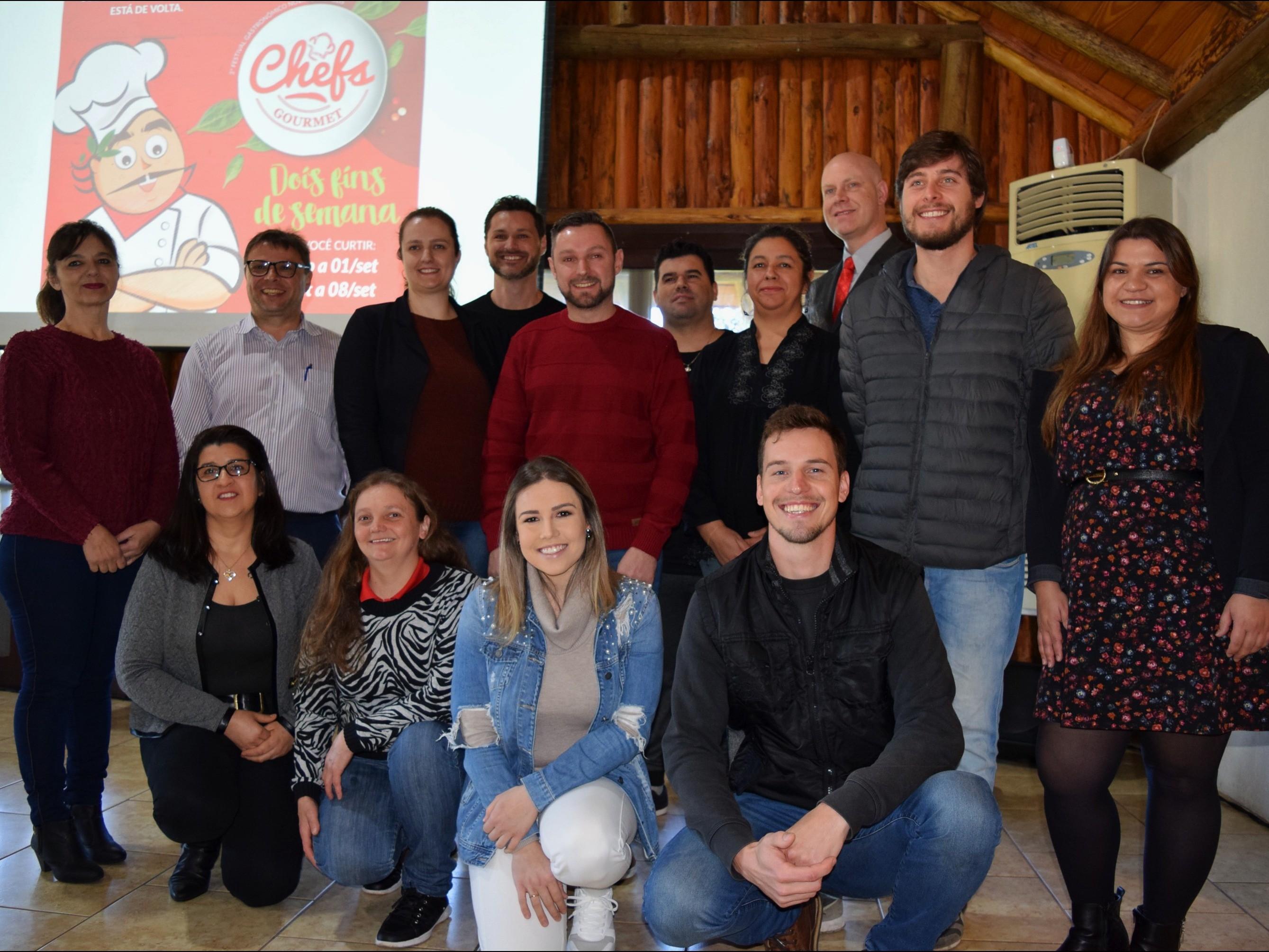 Foto de capa da notícia: Restaurantes de Nova Petrópolis serão protagonistas do 3º Chefs Gourmet