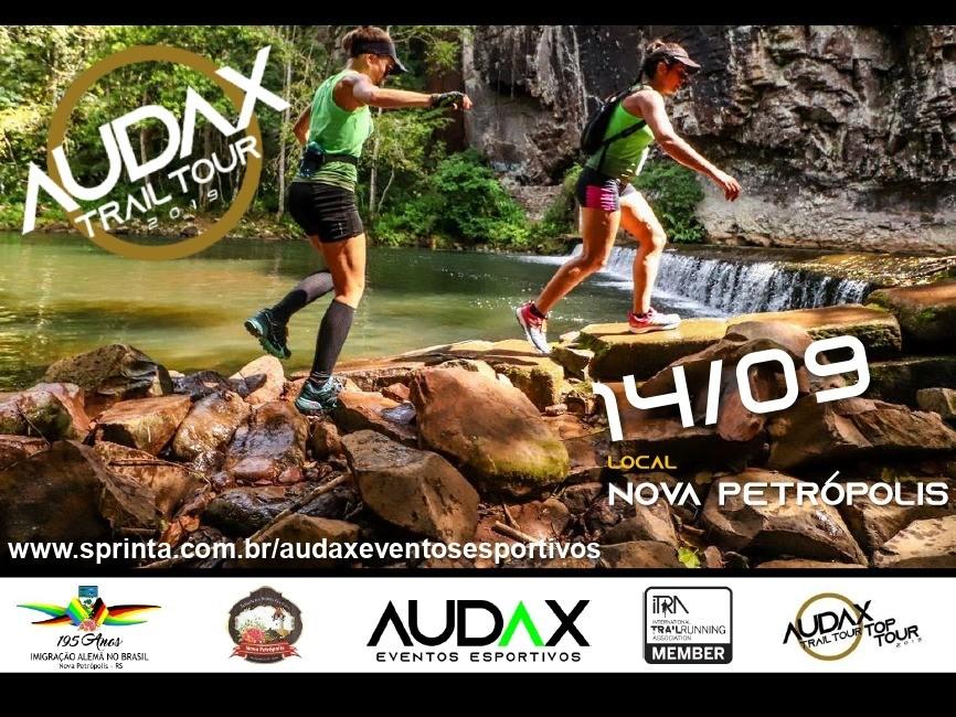 Foto de capa da notícia: Nova Petrópolis recebe corrida do Audax Trail Tour em setembro