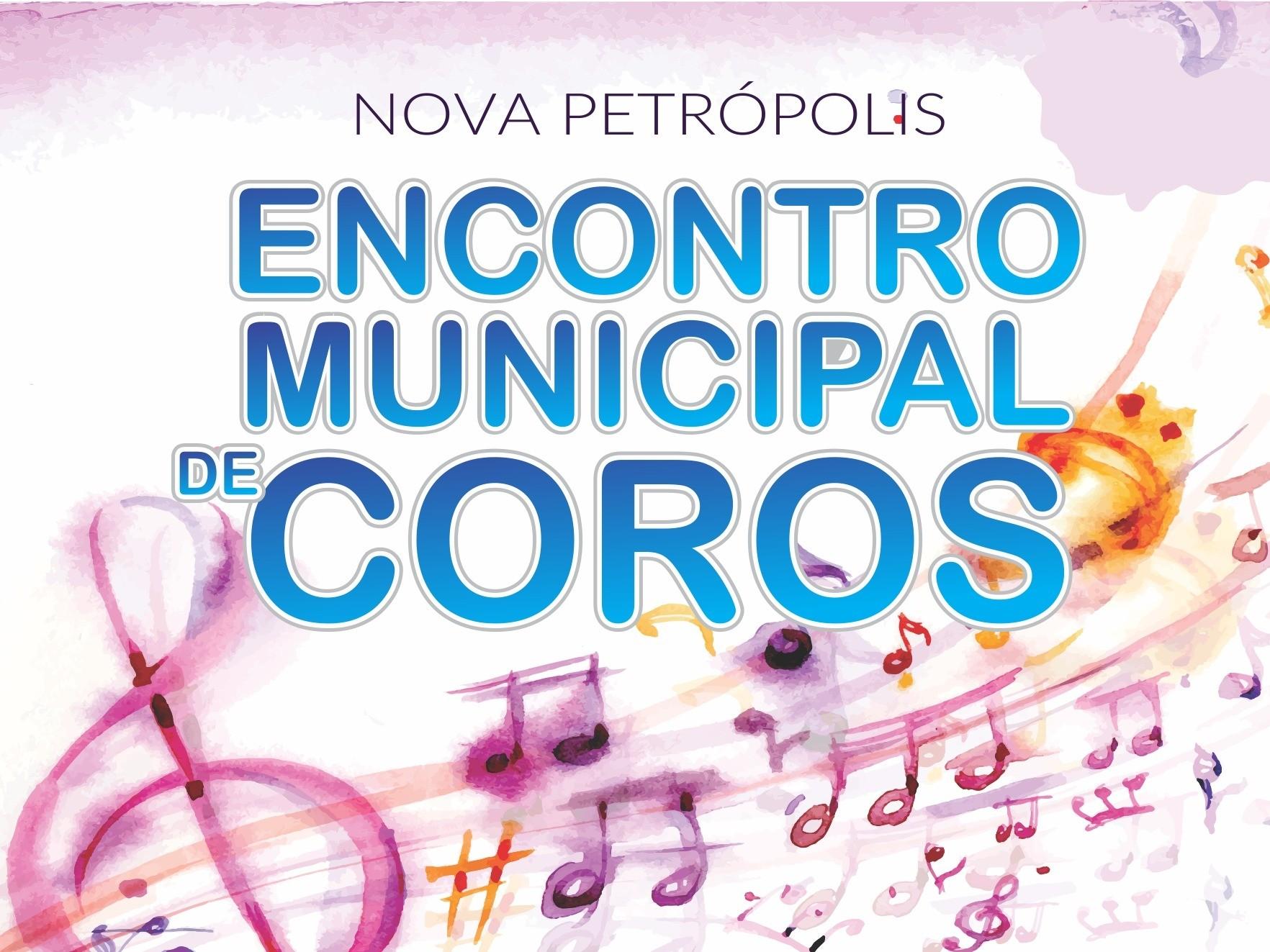 Foto de capa da notícia: 1ª etapa do 39º Encontro Municipal de Coros ocorre dia 24 de agosto
