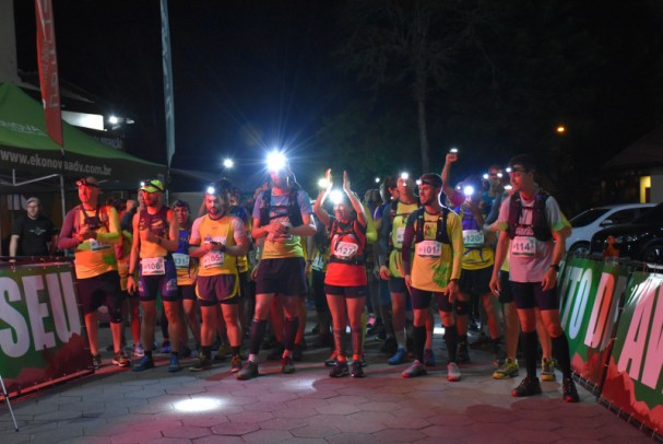 Foto de capa da notícia: Corrida em Trilha – Desafio dos Imigrantes movimenta Nova Petrópolis