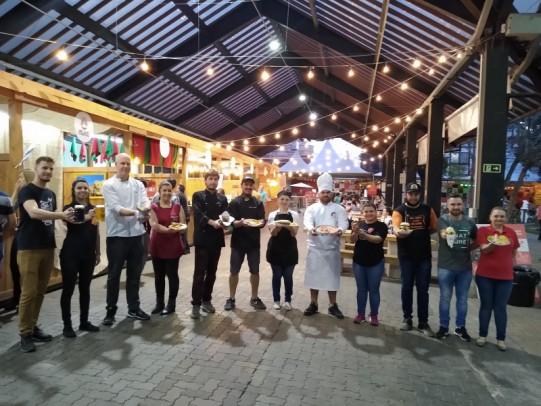 Foto de capa da notícia: Delícias gastronômicas atraem público para o Chefs Gourmet - Edição Nova Petrópolis