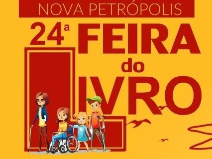 Foto de capa da notícia: Feira do Livro de Nova Petrópolis promete surpreender a Serra Gaúcha