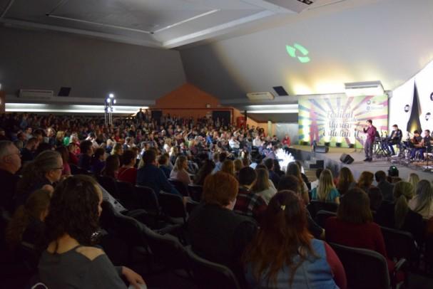 Foto de capa da notícia: Universitários têm até 12 de setembro para efetuar inscrição no Festival de Música Estudantil