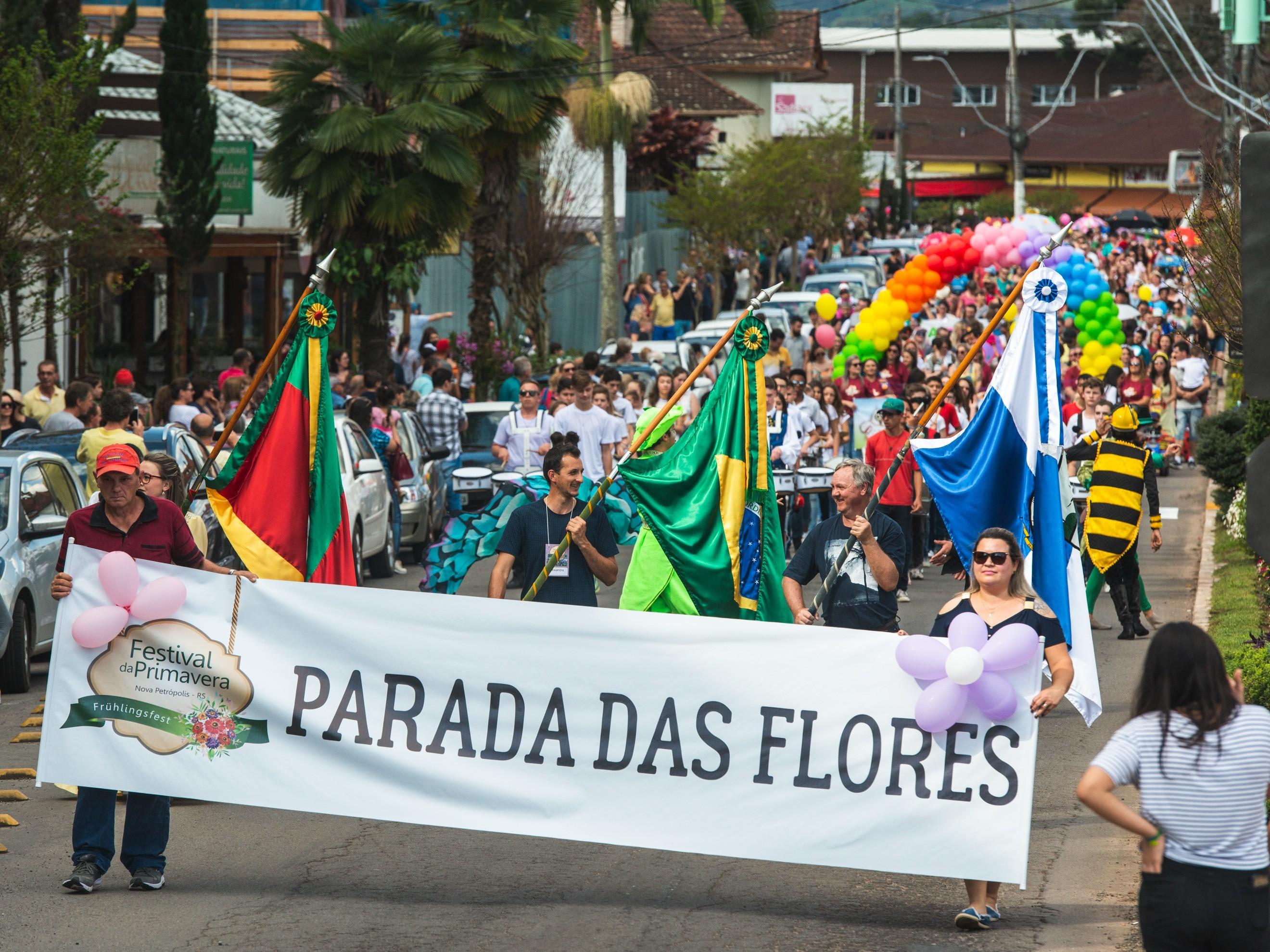 Foto de capa da notícia: Mudança no ponto de concentração da Parada das Flores