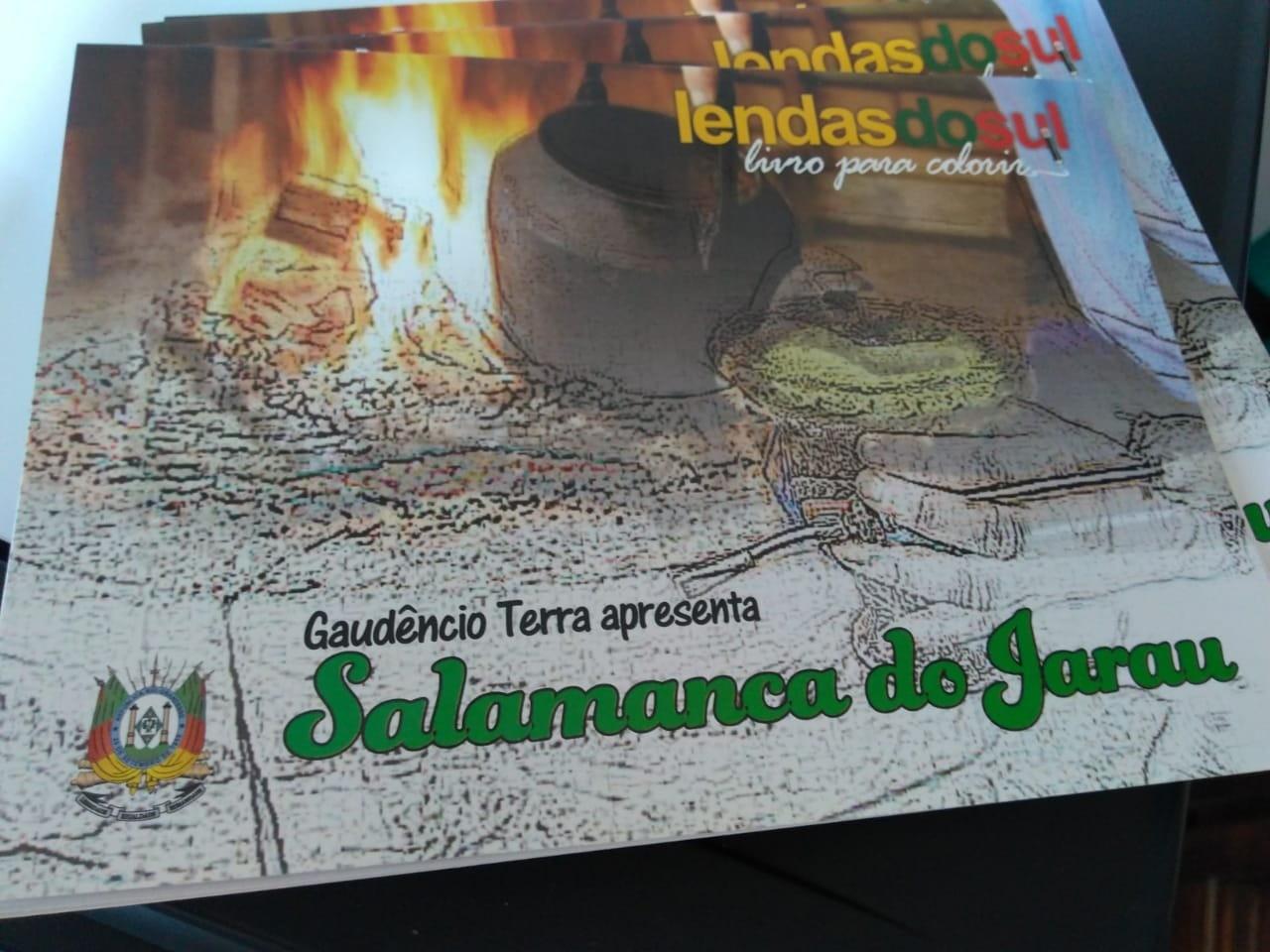 Foto de capa da notícia: Escolas de Educação Infantil vivem a Semana Farroupilha