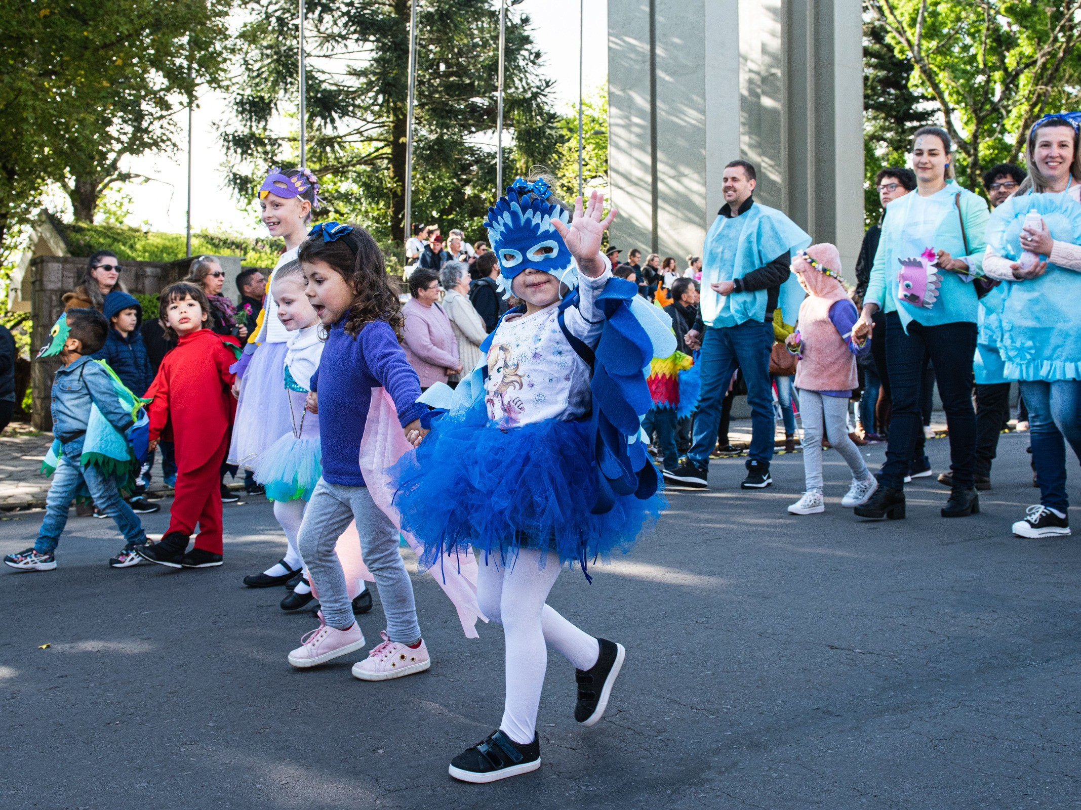 Foto de capa da notícia: Nova Petrópolis recebe grande público no 1º fim de semana do Festival da Primavera – Frühlingsfest