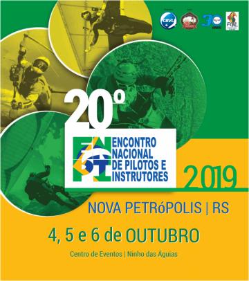 Foto de capa da notícia: Nova Petrópolis sedia 20º Encontro Nacional de Pilotos e Instrutores nos dias 4, 5 e 6 de outubro