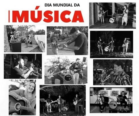 Foto de capa da notícia: Dia Mundial da Música