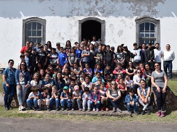 Foto de capa da notícia: Café Colonial e Cultura no Parque