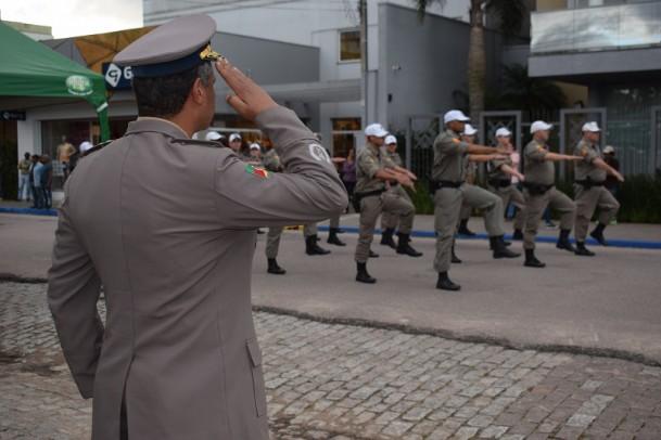 Foto de capa da notícia: Passagem de Comando do 30º Batalhão de Polícia Militar