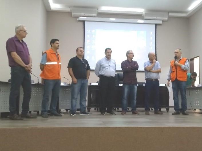 Foto de capa da notícia: Municípios buscam recursos para recuperar prejuízos causados pela chuva