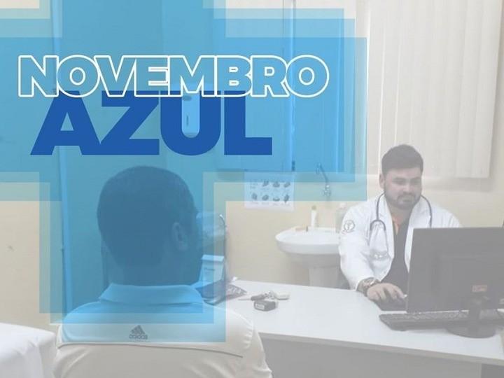 Foto de capa da notícia: Novembro Azul