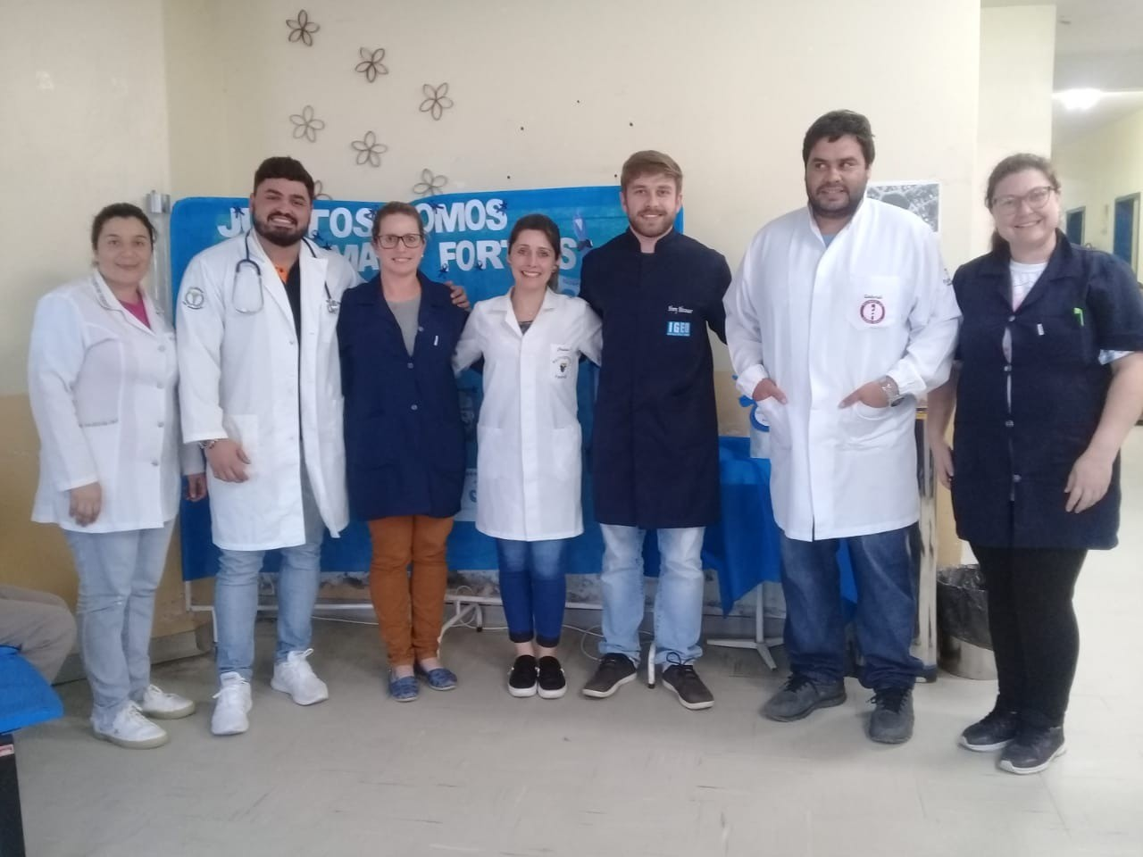 Foto de capa da notícia: Encerramento da campanha Novembro Azul