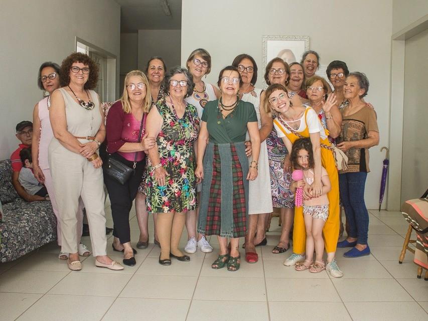 Foto de capa da notícia: 2ª Feira da Mulher Cristalense e Chá do Clube de Mães