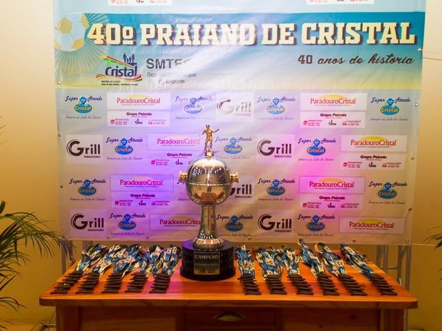 Foto de capa da notícia: Campeonato Praiano comemora 40 anos de história