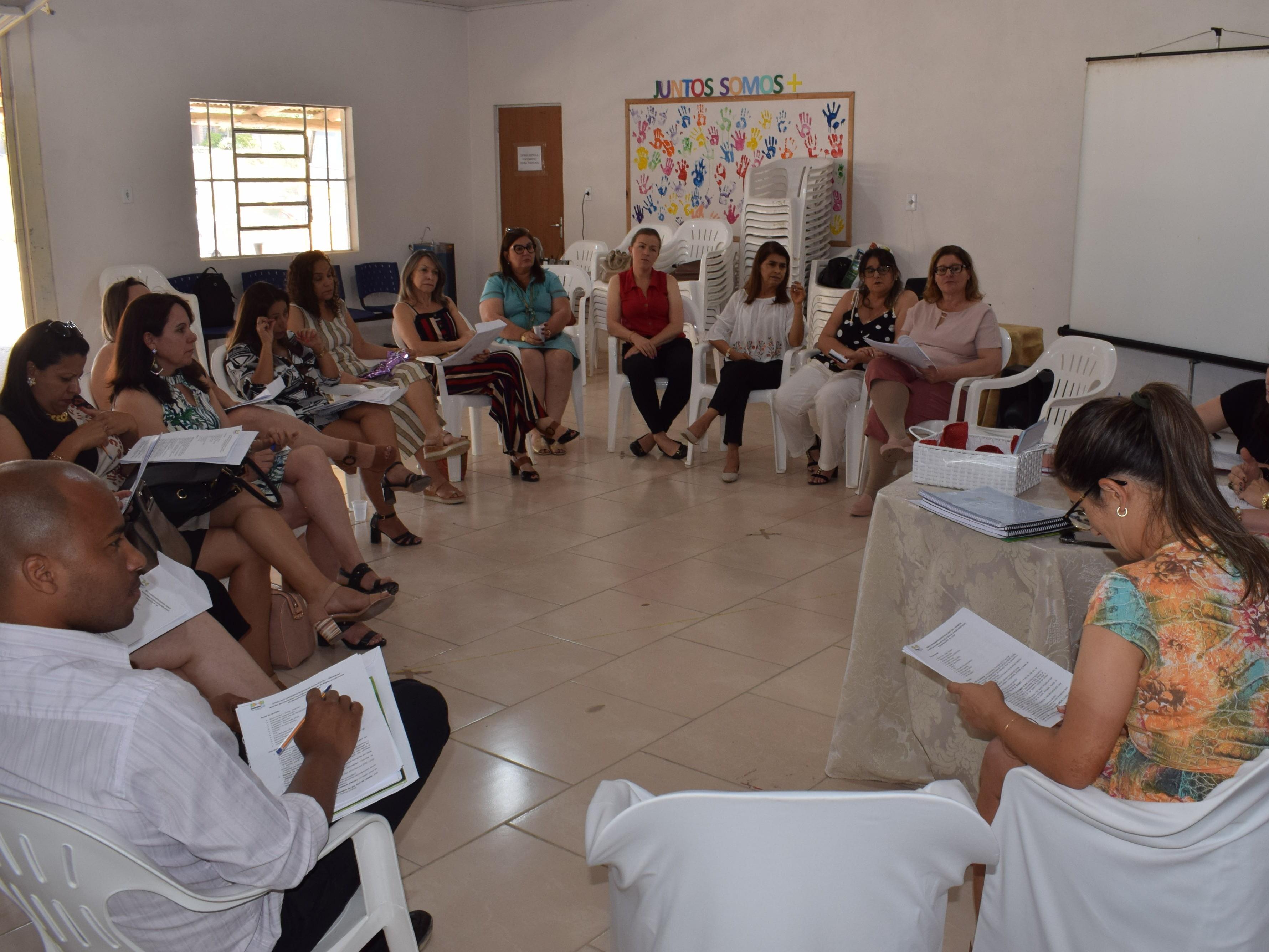 Foto de capa da notícia: Cristal sedia evento regional de Educação