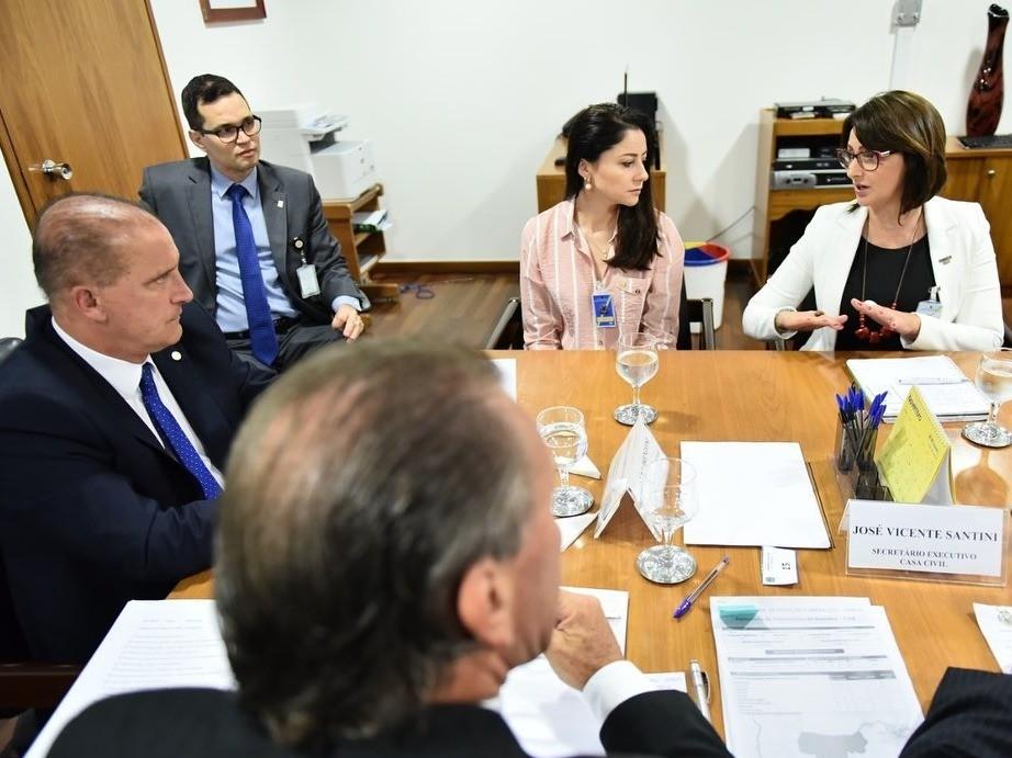 Foto de capa da notícia: Ministério da Agricultura aprova recurso de 500 mil reais para Cristal