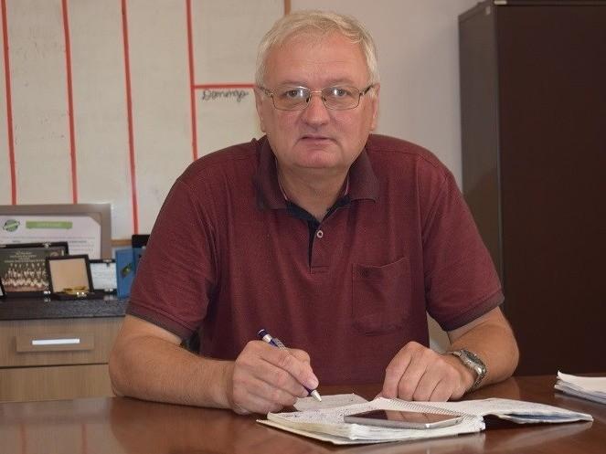 Foto de capa da notícia: Rudi Trapp prefeito em exercício